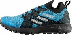 Adidas Terrex Two Parley Men's Trail Running Shoes Size 14 M