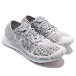 Under Armour Threadborne Blur Grey White Women Running Shoes