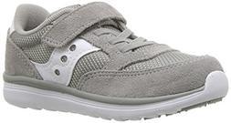 Toddler Saucony Baby Jazz - Lite Sneaker, Size 5 M - Grey