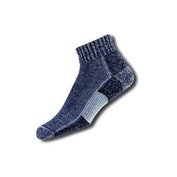 Thorlos Unisex TRMX Trail Running Thick Padded Ankle Sock, C