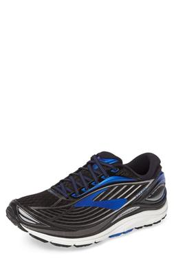Men's Brooks Transcend 4 Running Shoe, Size 9.5 D - Black