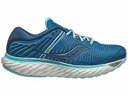 Saucony Triumph 17 Women's Running Shoes, Blue/Aqua, S10546-