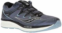 Saucony Triumph ISO 4 Grey/Black Running Shoes Mens Sizes: 9
