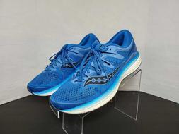 Saucony Triumph ISO 5 Men's Blue Running Shoes S20462-4 Size