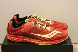 Saucony TYPE A 8  Mens Size 8.5 Running Sneakers Shoes RED/C