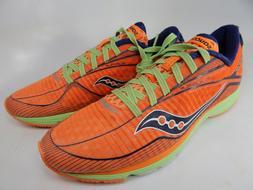 Saucony Type A6 Size 8 M  EU 39 Women's Running Shoes Orange