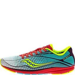 Saucony Type A6 Women's Running Shoes, Blue, 6.5 B US