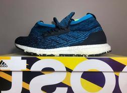 "Adidas Ultra Boost All Terrain Running Shoes ""Marine Blue"" B"
