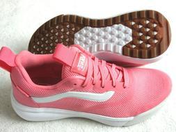 Vans Ultrarange Rapidweld Womens Running Trail Shoes Strawbe