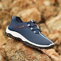 US Men's Shoes Outdoor Hiking Sport Sneakers Casual Breathab