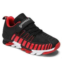 US Sz Boys Athletic Sneakers Casual Shoes Running Sports For