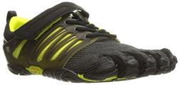 Vibram V-Train Men Black Green Mens Exercise Fitness Shoes S