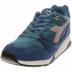 Diadora V7000 Premium Running Shoes Blue - Mens - Size 13 D