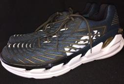 Hoka One One Vanquish 3 Running Tennis Shoes Midnight Navy /