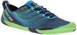 Merrell Men's Vapor Glove 2 Trail Running Shoe, Racer Blue/B