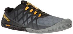 Merrell Mens Vapor Glove 3 Trail Runner, Dark Grey, 10 M US