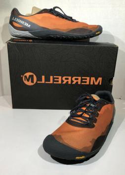 Merrell Vapor Glove 4 Men's Size 13M Orange Barefoot Running