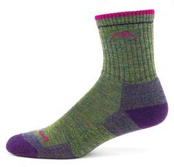 Darn Tough Vermont Women's Merino Wool Micro Crew Sock Cushi