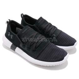 Under Armour Vibe Black White Women Running Training Shoes S