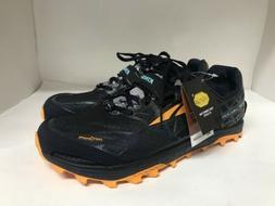 Altra Vibram King MT Trail Running Shoe Navy/Orange Mens SIz