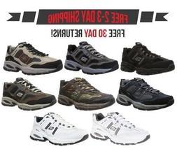 Skechers Vigor 2.0 Trait Men's Memory Foam Sport Sneakers Sh