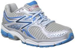 New Balance Women's W1340 Optimal Control Running Shoe,Silve