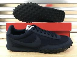 Nike Waffle Racer '17 PRM Running Shoes Obsidian Navy Blue S