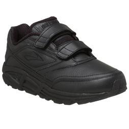 Men's Brooks 'Addiction' Walking Shoe, Size 11.5 W - Black