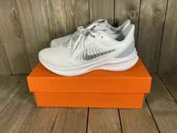 Nike Wmns Downshifter White Silver Women Running Shoes  CI99