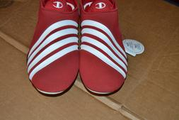 Champion woman's running  shoes red and white Size 7