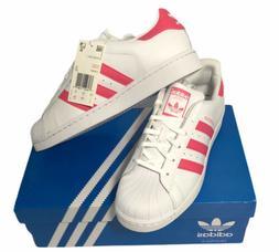 Woman's Adidas Originals Superstar Running Shoe Size 8.5 B