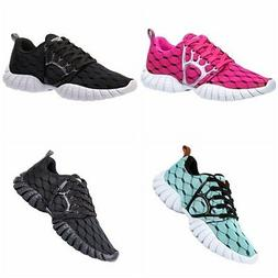 ALEADER Women Lightweight Mesh Athletic Sport Running Sneake