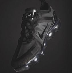 Nike Women's Air VaporMax 2019 Triple Black Ghost Black Runn