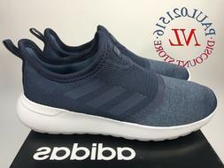 Adidas Women's Cloudfoam Lite Racer Slip Running Shoes ~ Nav
