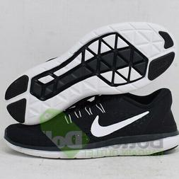 Nike Women's Flex 2017 RN 898476-001 Running Shoes Black/Whi