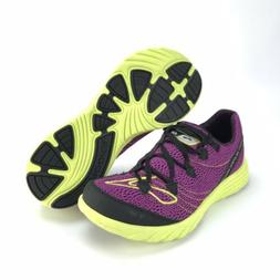 Brooks Women's Green Silence Purple Green Black Running Shoe