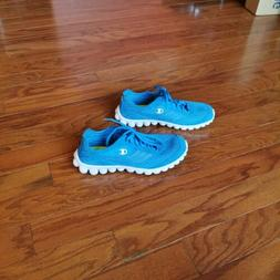Champion WOMEN'S GUSTO Blue Sneakers Running Shoes Size 9.5