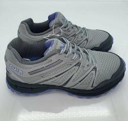 FILA Women's Northampton Gray Purple Trail Running Cross Tra