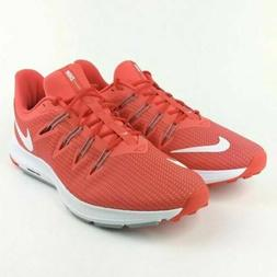 WOMEN'S NIKE QUEST Running Shoes Ember Glow Red Sz 8.5   AA7