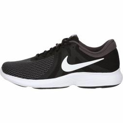 Nike Women's Revolution 4 Running Shoes 908999 001 Black Whi