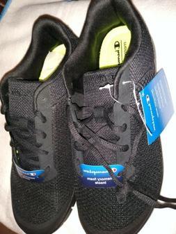 Champion Women's  Running Shoes Memory Foam Black Size 8.5 N