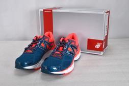 Women's New Balance, Running Shoes, W680RG3,Blue/Pink