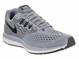 Nike Women's Zoom grey Running Shoes winflo 4 898485 007 gra