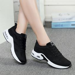 Women Tennis Shoes Ladies Casual Athletic Walking Running Hi