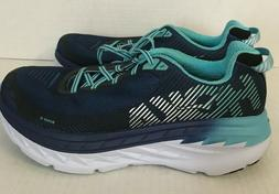 HOKA ONE ONE Womens Bondi 5 Running Shoe Sz 11 WIDE