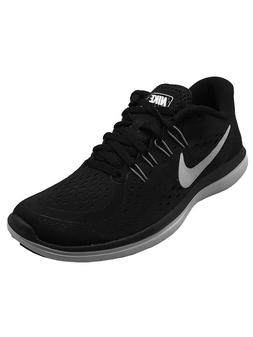 Nike Womens Flex 2017 RN Running Shoes 898476 001 Black/Whit