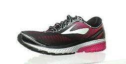 Brooks Womens Ghost 10 Black Running Shoes Size 10.5