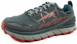 Altra Womens Lone Peak 3.0 Low Neoshell Gray/Blue Running Sh
