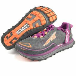 Altra Womens Timp Trail Zero Drop Orchid Running Shoes Size