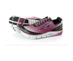 ALTRA Womens Torin 2.5 Purple Grey Running Training Athletic